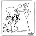 Comic Characters - 101 Dalmatians 10