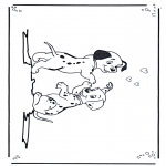 Comic Characters - 101 Dalmatians 3
