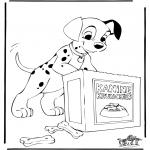 Comic Characters - 101 Dalmatians 6