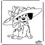 Comic Characters - 101 Dalmatians 7
