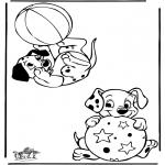 Comic Characters - 101 Dalmatians 9