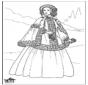 19th century lady 1