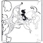Comic Characters - Aladdin 1