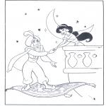 Comic Characters - Aladdin 10