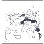 Comic Characters - Aladdin 11