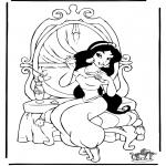 Comic Characters - Aladdin 7