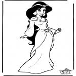 Comic Characters - Aladdin 9