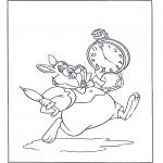 Comic Characters - Alice in Wonderland 5