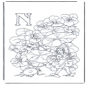 Alphabet N
