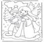Angel and boy