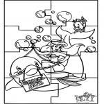 Crafts - Ariël puzzle