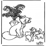 Comic Characters - Aristocats 2