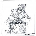 Comic Characters - Asterix 1