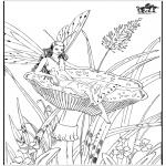 All sorts of - Autumn fairies 2