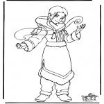 Comic Characters - Avatar 2