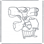 Kids coloring pages - Babar 6