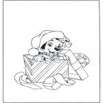 Comic Characters - Baby Dalmatian