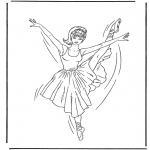 All sorts of - Ballet dancer 1