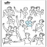All sorts of - Ballet postures