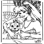 Comic Characters - Barbie 10