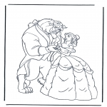 Comic Characters - Beauty and the Beast 7