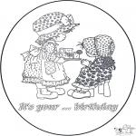 Crafts - Birthday card 2
