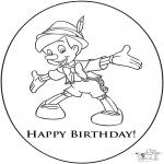 Crafts - Birthday card 3