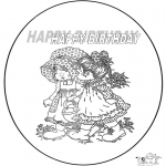Crafts - Birthday card