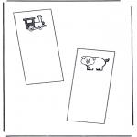 Crafts - Bookmark 1