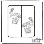 Crafts - Bookmark Alice