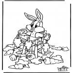 Comic Characters - Bugs Bunny 2