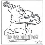Crafts - Card happy birthday 4