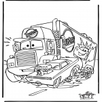 Comic Characters - Cars 6