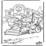 Comic Characters - Cars 7