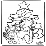 Christmas coloring pages - Christmas 2