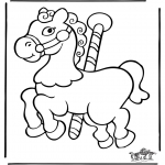 Christmas coloring pages - Christmas 22