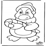 Christmas coloring pages - Christmas 25