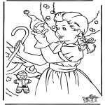 Christmas coloring pages - Christmas 3