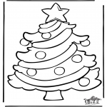 Christmas coloring pages - Christmas 32