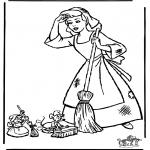 Comic Characters - Cinderella 12