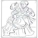 Comic Characters - Cinderella 14