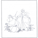 Comic Characters - Cinderella 16