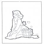 Comic Characters - Cinderella 17