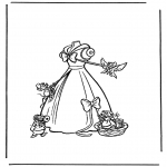 Comic Characters - Cinderella 2