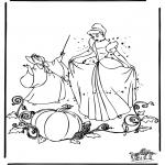 Comic Characters - Cinderella 6