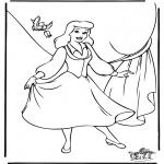Comic Characters - Cinderella 8