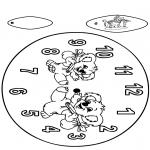 Crafts - Clock Koala