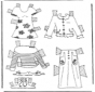 Cloth paper doll 6