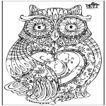 All sorts of - Coloring for adults 11