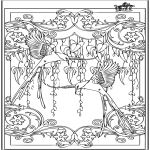 All sorts of - Coloring for adults 14